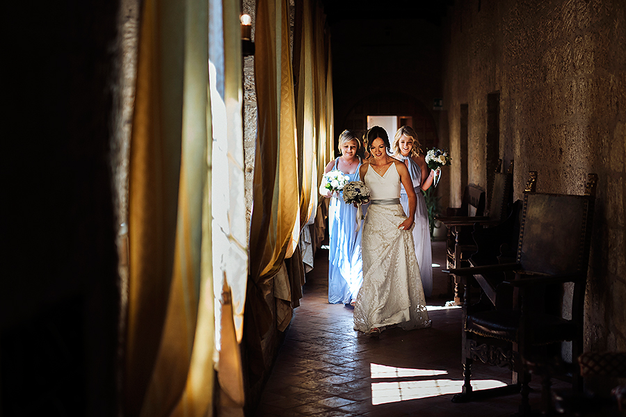 AMAZING IRISH WEDDING IN UMBRIA