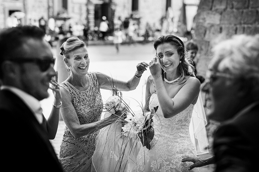 WEDDING IN CIVITA DI BAGNOREGIO, THE DYING CITY