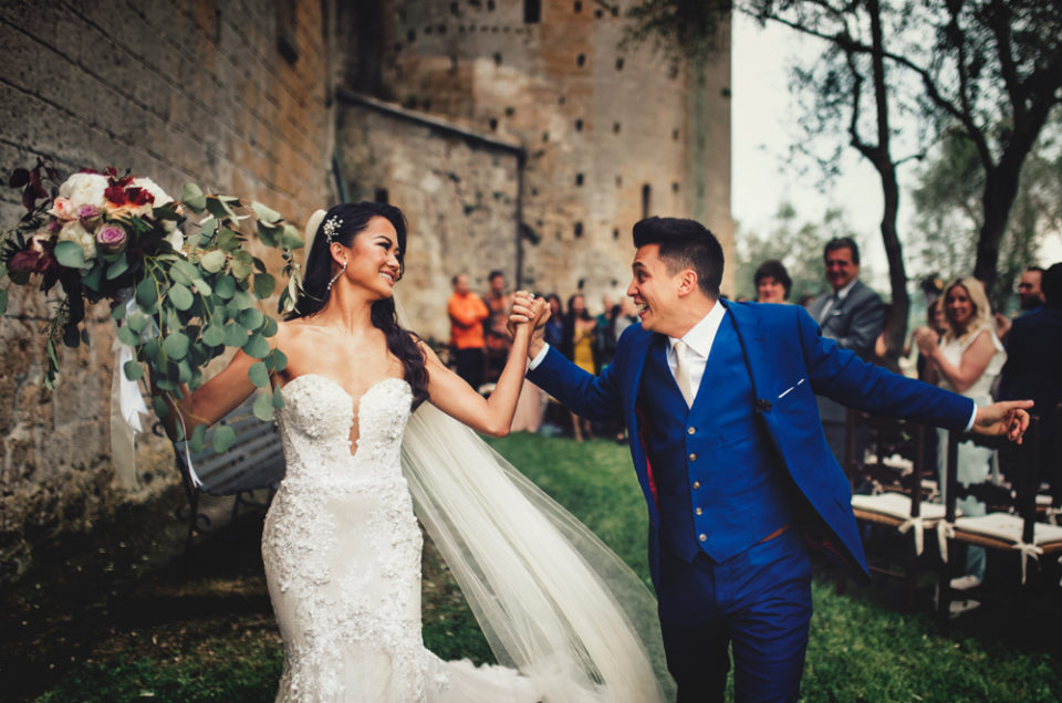 ANASTASIA+MATT ** A BEAUTIFUL WEDDING IN LA BADIA, ORVIETO